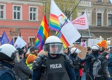 """A third of Poland has declared itself """"LGBTQ-free zones"""""""