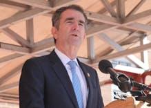 Virginia's governor just signed 3 pro-LGBTQ bills