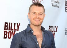 """The Flash"" actor Rick Cosnett comes out as gay"