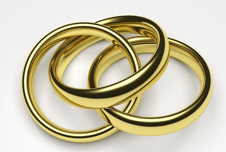 Utah is considering decriminalizing polygamy. The right wants to blame marriage equality.