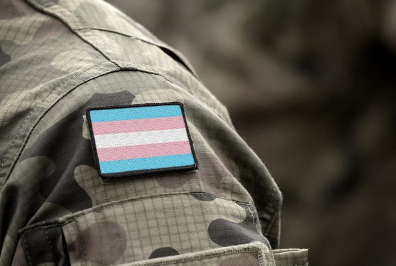 A new Pentagon-funded study shows 2/3s of troops oppose Trump's transgender military ban