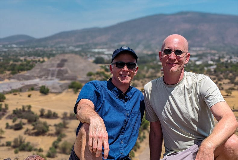 Just a few weeks ago, our plans included visits to rural Mexico and then Portugal for two months.