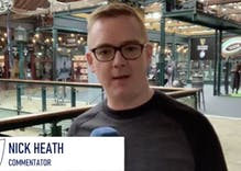 Gay sports announcer is narrating everyday activities & it's gone viral