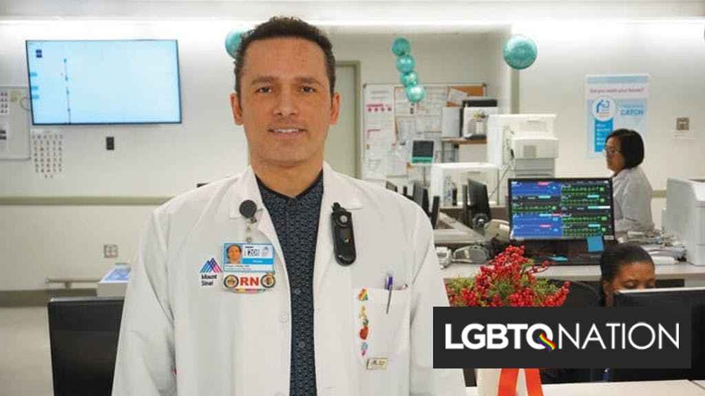 First nurse to die from COVID in NYC was a gay man who lacked proper protective gear