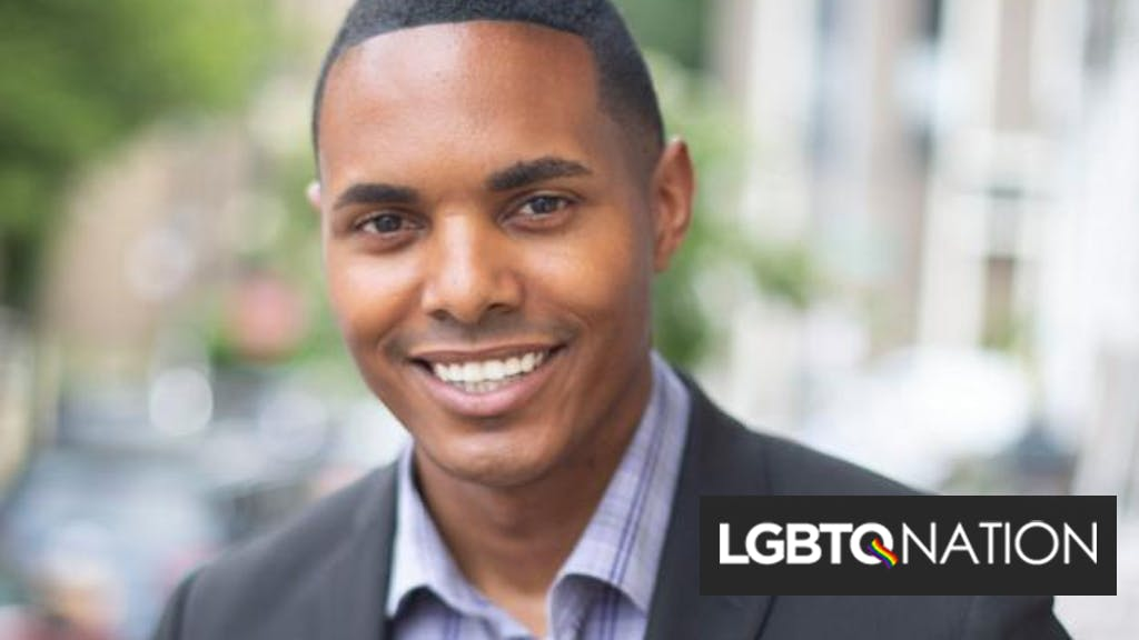 Gay candidate's congressional campaign faces new challenge after COVID-19 diagnosis