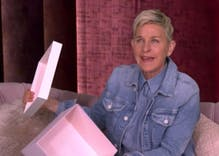 Ellen doesn't have to be nice to you. She's not your mom.