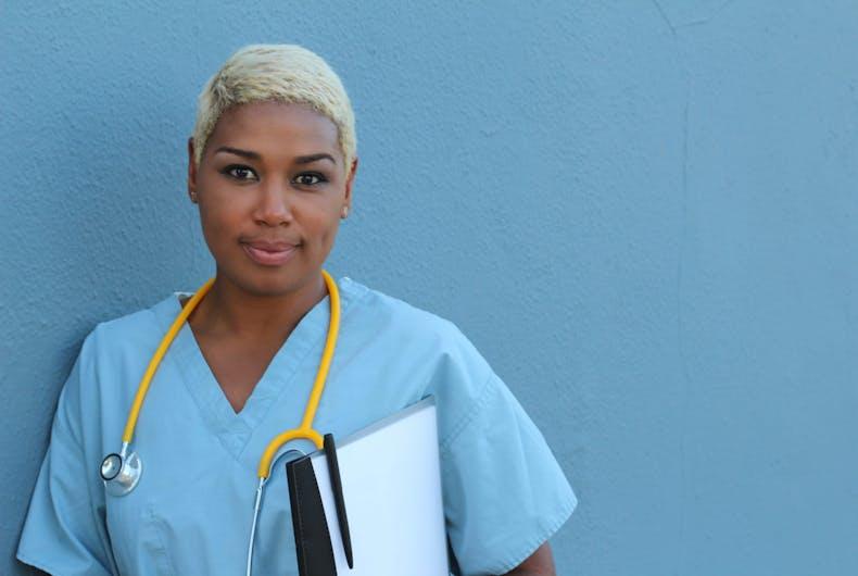 Take a moment to recognize these LGBTQ nurses fighting coronavirus worldwide