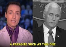 Randy Rainbow blasts Donald Trump & Mike Pence on coronavirus response