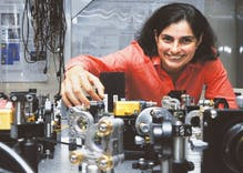 Meet Nergis Mavalvala. She's the lesbian astrophysicist proving Einstein's theories are correct.