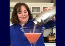 "Ina Garten shares the best cosmo recipe to drink ""during a crisis"""
