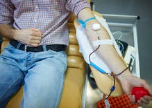 It's time to end the ban on gay blood donation. People are dying & we can help.