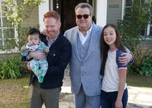 """Modern Family"" ends after 11 seasons. Writers are already thinking about a Mitch & Cam spinoff."