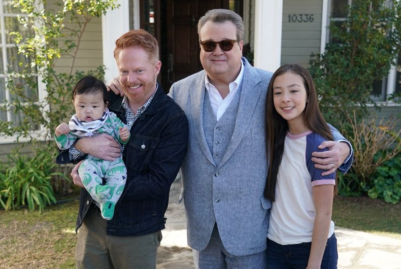 Mitch and Cam/gay dads/Gay Dads From Modern Family To Get Their Own Spin-off Series