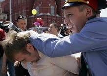 "Shocking percentage of Russians want to ""eliminate"" gay & lesbian people"