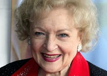 Betty White is coming back to television. Finally there's good news in 2020.