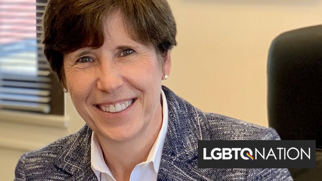 LGBTQ congressional candidate Pat Hackett on her fight to make Indiana history