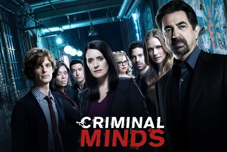 """""""Criminal Minds"""" execs accused of covering up years of same-sex sexual harassment on set"""