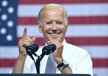 Joe Biden gets an endorsement from the National LGBT Chamber of Commerce