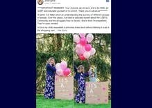 Amazing mom celebrates her transgender 6-year-old with a gender reveal party