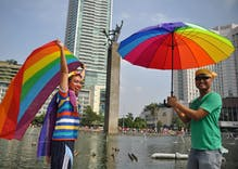Indonesia may criminalize homosexuality. The punishment would be exorcism.