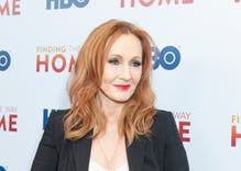 """Harry Potter"" author J.K. Rowling tweets profane transphobic message to 9-year-old fan"