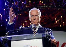 The long nightmare is over. Joe Biden has won the presidential election.