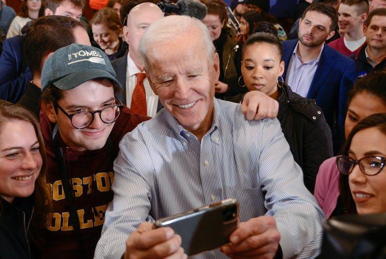 Joe Biden, transgender rights
