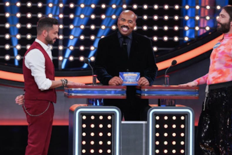 Queer Eye, celebrity Family Feud
