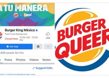 "Burger King changes logo to ""Burger Queer"" to honor Pride month"