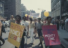 Meet the Buffalo Radical Lesbians