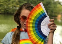 Pride in Pictures: The powerful lesson kids learn from anti-gay protesters
