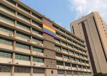 Pompeo forces ambassador to South Korea to take down embassy's Pride & Black Lives Matter banners
