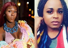 Two black trans women were killed as the nation protested that #BlackLivesMatter