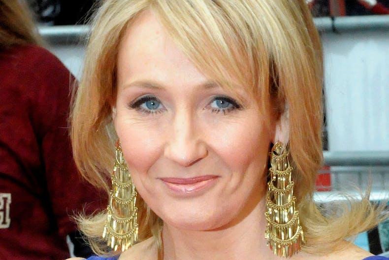 J.K. Rowling, The Ickabog, transphobia