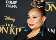 Raven-Symoné married her girlfriend & you can see all the love in the pictures