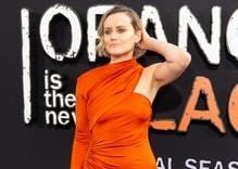 """Orange Is The New Black"" star Taylor Schilling comes out in her girlfriend's Instagram post"