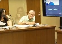 Republican city councilor starts anti-LGBT tirade during meeting but decides it's too much effort