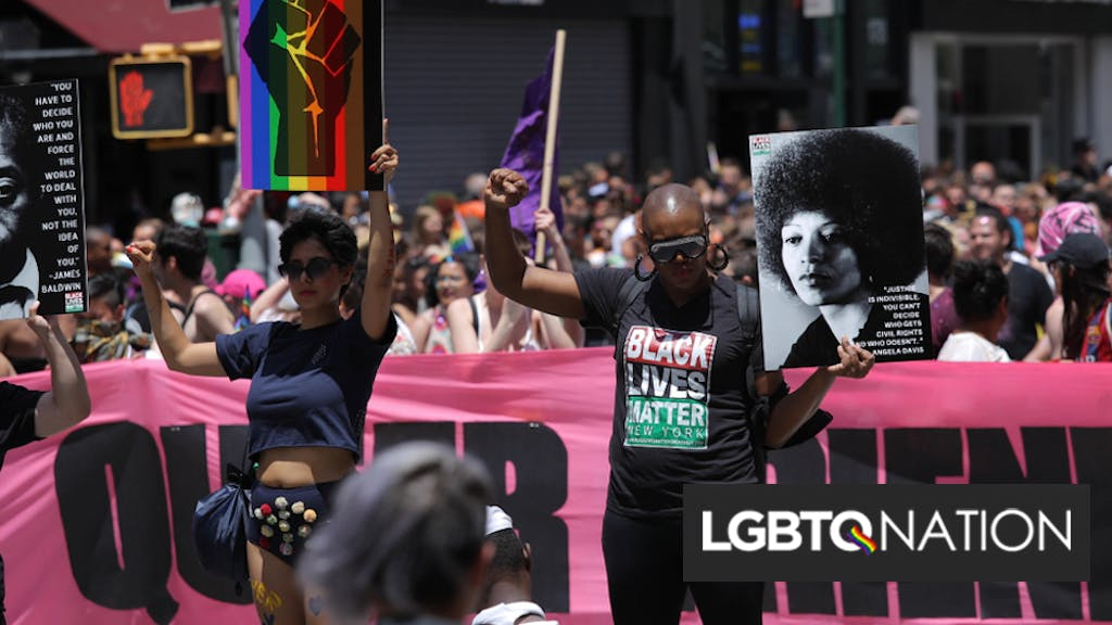 Two Texas LGBT Facebook groups are sharing Islamophobic & anti-Black Lives Matter posts