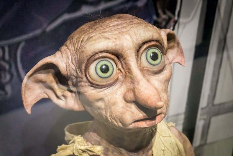 Dobby is a free elf.