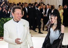 Elon Musk got in a Twitter fight with his partner Grimes over pronouns. She won.