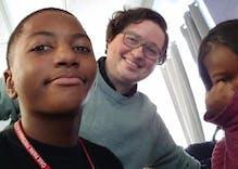 Transgender man named Michigan Teacher of the Year