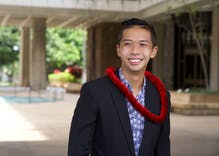 Adrian Tam is on his way to becoming the only out LGBTQ elected official in Hawaii