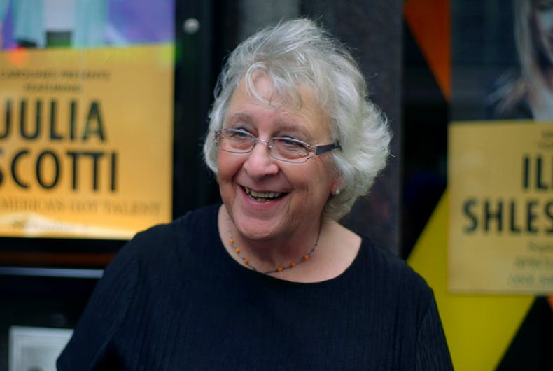 Comic Julia Scotti on coming out as trans & her incredible comeback at age 64