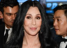 Cher tried to volunteer as a postal worker but was turned away. Really.