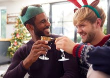 Lifetime beats Hallmark in race to make a gay holiday romance movie