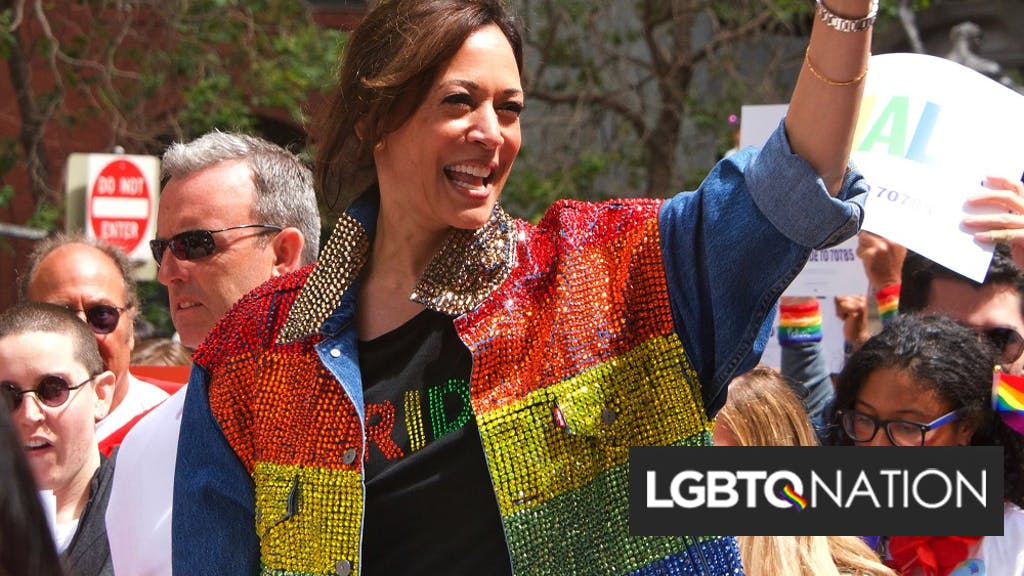 """Newsweek runs """"birther"""" editorial from antigay activist claiming Harris is ineligible to be Veep"""