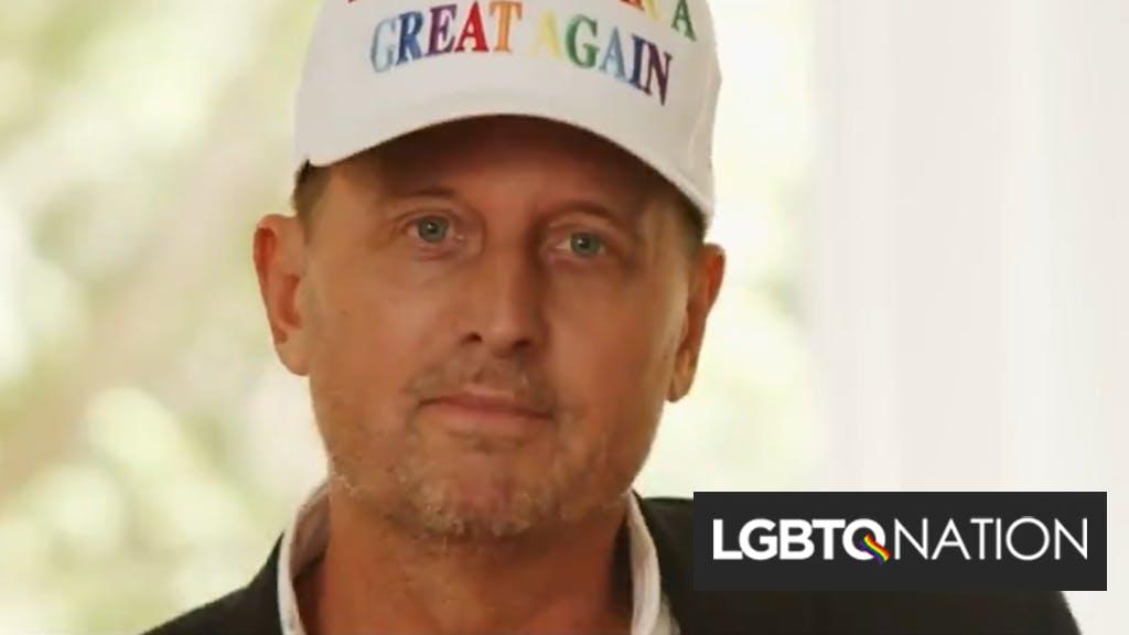 Gay Republican says Donald Trump is making secret progress to decriminalize homosexuality worldwide