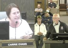 City councilwoman comes out & delivers epic smackdown to man complaining about a Pride flag