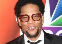 "DL Hughley mocks Andrew Gillum for coming out ""halfway"" as bisexual"