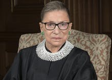 Ruth Bader Ginsburg bent the arc of the moral universe toward justice